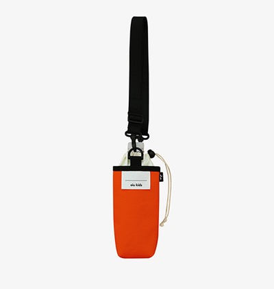 20% SALE / Bottle bag-Orange