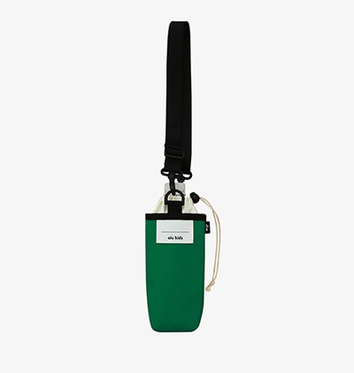 20% SALE / Bottle bag-Green
