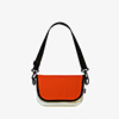 20% SALE / Flap ActiveBag-2Tone Orange
